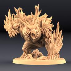 Uldar Druidical Beast Form