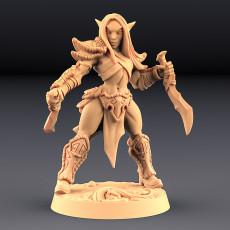 Deepwood Alfar - D Modular (Lady)