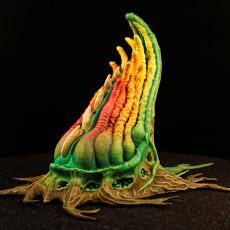 Tabletop plant:  Tentacular  (Alien Vegetation 19)
