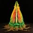 """Tabletop plant: """"Tentacular"""" (Alien Vegetation 19) image"""