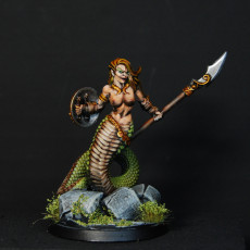 Picture of print of Snakewoman Guards - 3 Units (AMAZONS! Kickstarter)