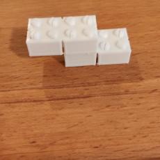 Picture of print of GIB - Generic Interlocking Brick toy set Megablok and Lepin compatible