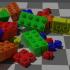 GIB - Generic Interlocking Brick toy set Megablok and Lepin compatible image
