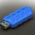 Custom Home-Made USB Flash Drive image