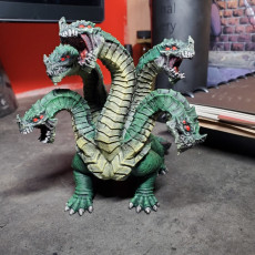 Picture of print of Hydra (AMAZONS! Kickstarter)