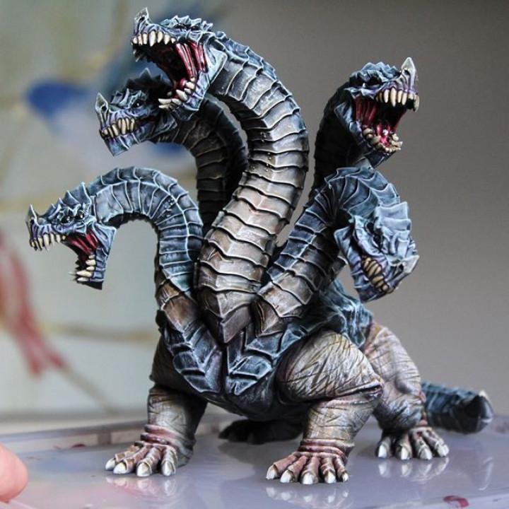 Hydra (AMAZONS! Kickstarter)