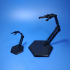 3D ZIPGUY UNIVERSAL ACTION FIGURE  STAND VER. 2.0 image