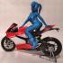 Motorcycle Rider image