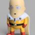 Mini One Punch Man - Saitama image