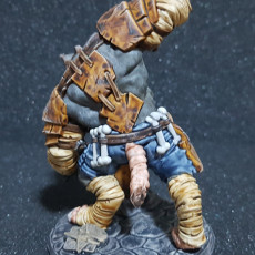 Picture of print of Rat Ogre