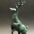 Antique Deer image