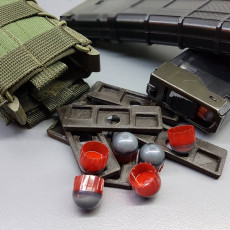 FirstStrike T15 Magazine Pouch Inlay