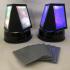 Three-sided Lithophane Hologram Custom Photo/Picture Display image