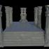 Dwarven temple for wargames image