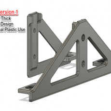 Sidewinder X1 - The Better Than Nothing (BTN) Z-Axis Brace