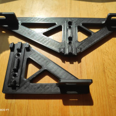 Picture of print of Sidewinder X1 - The Better Than Nothing (BTN) Z-Axis Brace