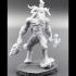 Demon/Devil/Baphomet Pose #2 image