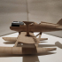 (ENGINE)  Curtiss R3C Phase 1 Racing Planes image
