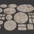 Daemonic Kingdom Bases Set image