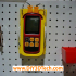 Two channel Digital Thermometer Pegboard Holder! image