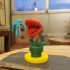 Piranha Plant from Super Smash Brothers image