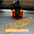 Creality CR-10 Caliper Mount for Bed Leveling / Tramming! image