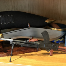 Picture of print of Bren MK1 - scale 1/4