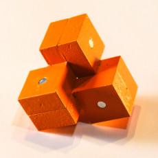 3 Cube Puzzle