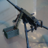 Browning M2 cal.50 - scale 1/4 image