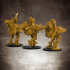 Rokobo Mounted Kingsguard Knights regiment (32mm scale Multipart Kit) image