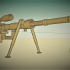 CheyTac M200 Intervention - scale 1/4 image