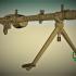 Maschinengewehr 34 - scale 1/4 image