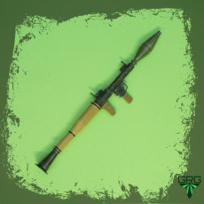 RPG-7 - scale 1/4