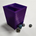 Wide Mouth Dice Towers image