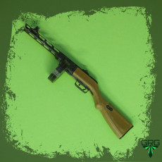 PPSH-41 - scale 1/4