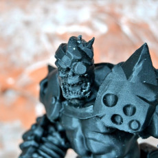 Picture of print of Orrog Gul - Orc Elite Unit (Star Player)