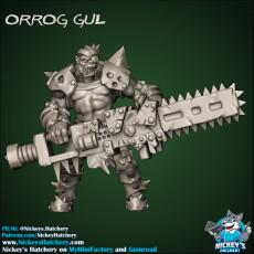 Orcs and Trolls