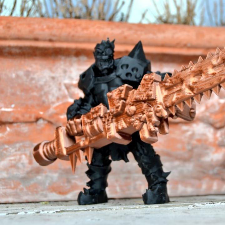 Orrog Gul - Orc Elite Unit (Star Player)