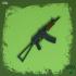 AK47U - scale 1/4 image