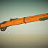 British Lee Enfield No.1 MkIII - scale 1/4 image
