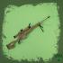 Steyr Mannlicher SSG M1 Sniper Rifle - scale 1/4 image