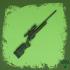 M40A3 Sniper Rifle - scale 1/4 image