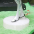 Ayanami Figure Stand with Pins image