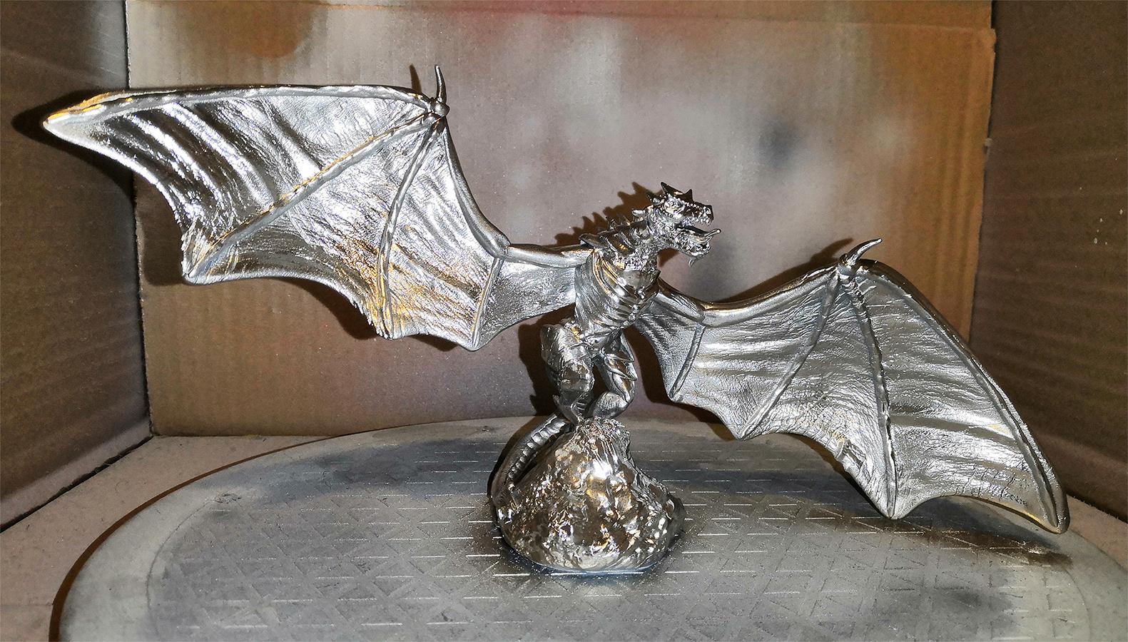 Dragon Wood Green Wyvern Boss Epic Monster 3D printed   Etsy
