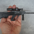 Steyr AUG Z A3 - scale 1/4 image