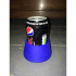 anti spill drinks can sleeve image