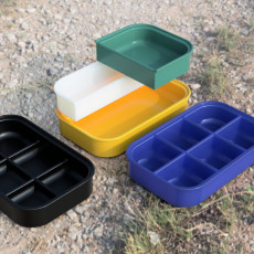 SPT: Stacking Part Trays