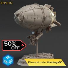 Ancestral Zeppelin