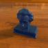 Albert Einstein The Statue image