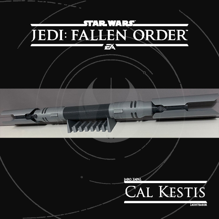Fallen Order - Lightsaber